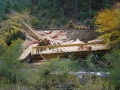 Cow Creek derailment - Oregon